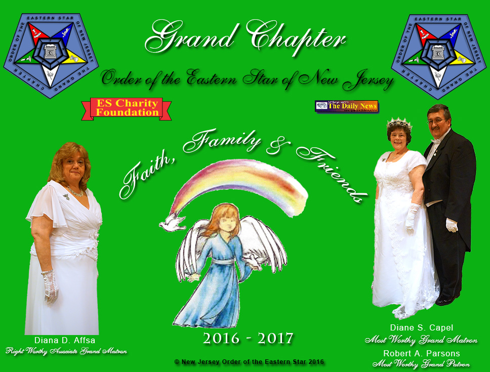 Grand Chapter OES NJ